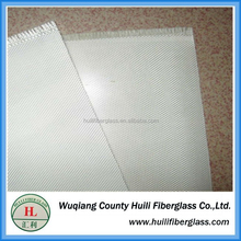 Waterproof and Fireproof Silicone Rubber Fiberglass Reinforced Cloth