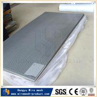 perforated sheet metal supplier stainless steel stamped mesh sheet stainless steel perforated sheet