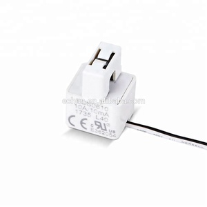 20A mini type UL&CE approved mini split core current transformer easy mount