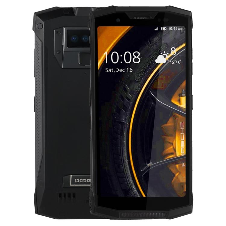 DOOGEE S80 Rugged Phone 6GB+64GB hot sale fashion style 4g 5g smart phone фото