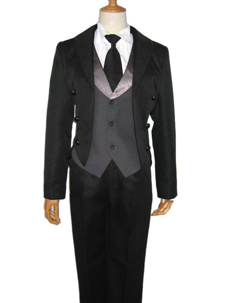 Sebastian Michaelis Cosplay Costumes Devil Butler Cosplay Costume Classic Japan Anime Cosplay Costumes White Black And Gray 497