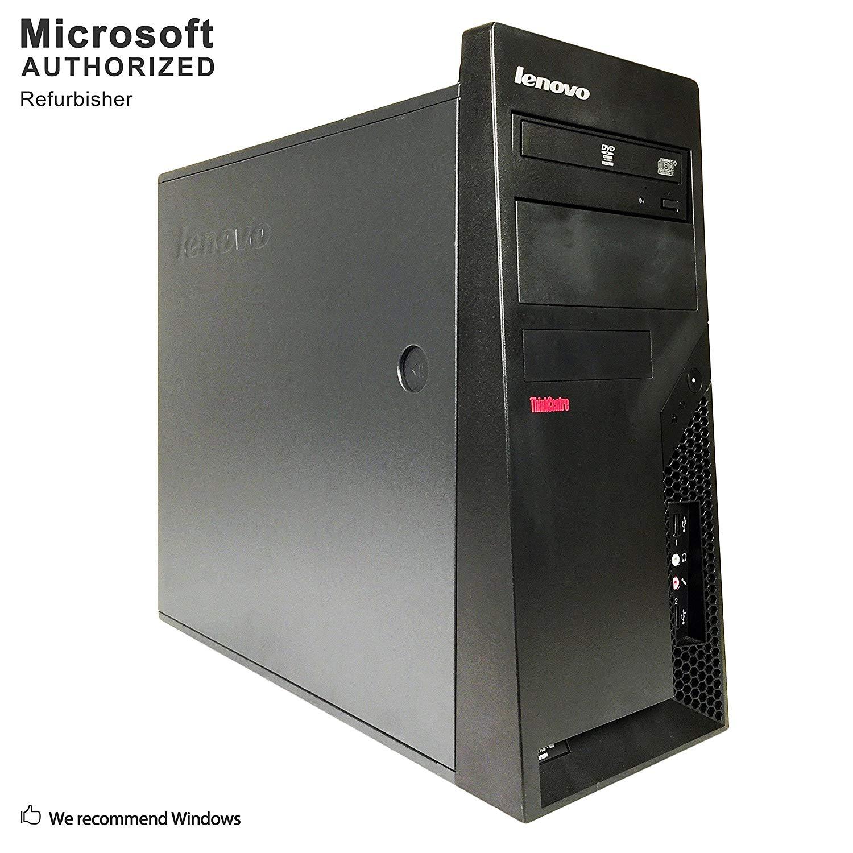 2018 Lenovo Think Center M57 TW Desktop Computer, Intel Core 2 Duo E7500 2.93G, 8GB, 2TB, DVD, WiFi, BT 4.0, W10H64(Certified Refurbished)-Multi-Language Support English/Spanish
