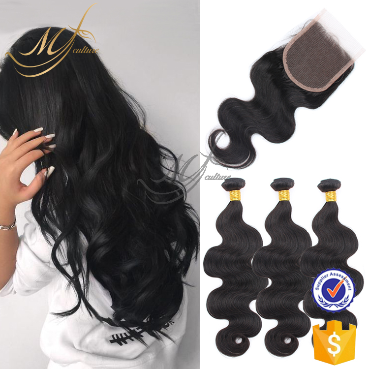 New design body wave human hair weave extensions