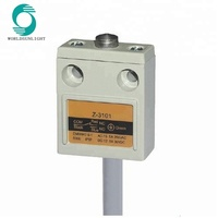 China suppliers High mechanical strength z-3101 types of sealed waterproof double circuit limit switch