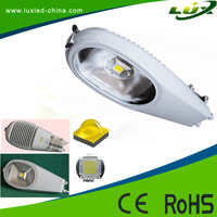 Classical style Aluminium fixture high lumen led light led street light die cast body
