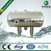 stainless steel water tank storage tank oil vegetable horizontal type 500L