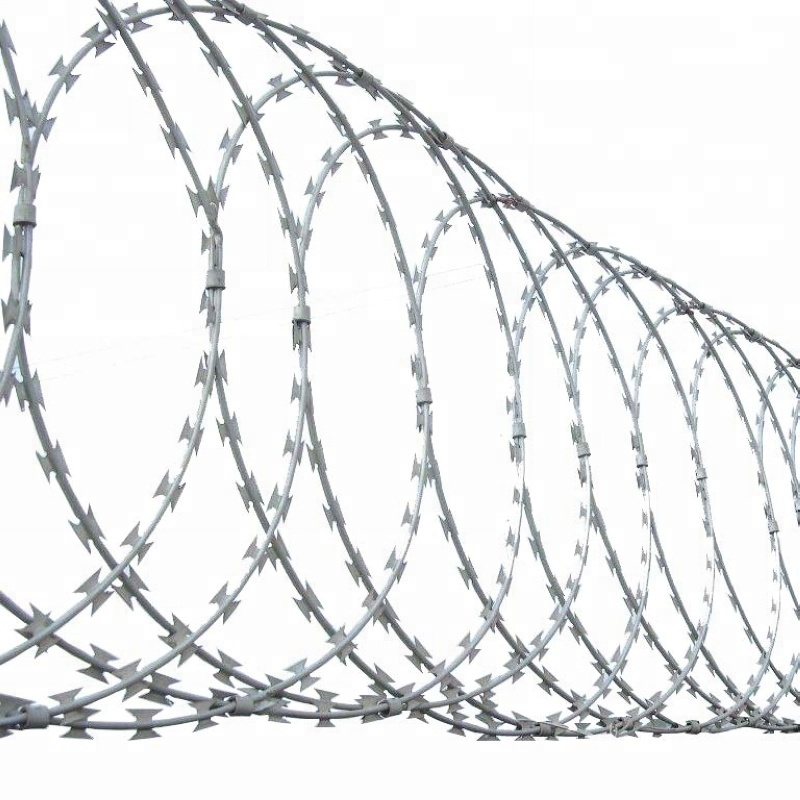 Wholesale Barbed Wire Stainless Steel