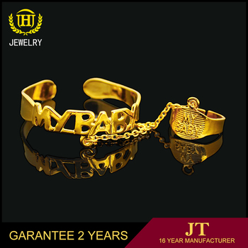 18k gold jewellery bangles models for baby View gold bangles models
