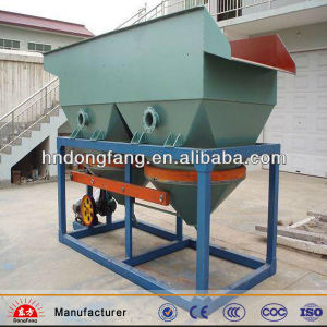 Best Quality And Energy Saving Mining Gold Jigger Concentrator for Ore Separating