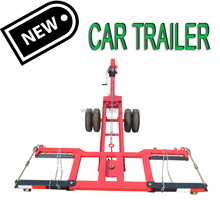 New design small Car carrier towing dolly /semi car trailer for sale