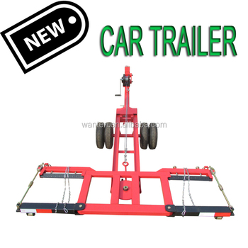New Design Small Car Carrier Towing Dolly /semi Car Trailer For Sale ...