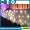Full color led curtain wedding decoration stage backdrop led curtain