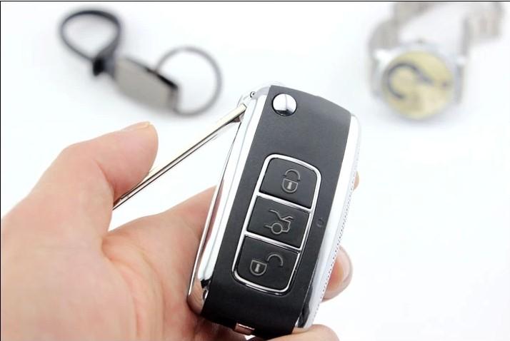 U6 S5 автомобиль ключ удаленного U6 профессиональный изменение складной ключ ежевики модели