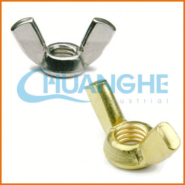 china supplier hardware assorted lock wing nut set