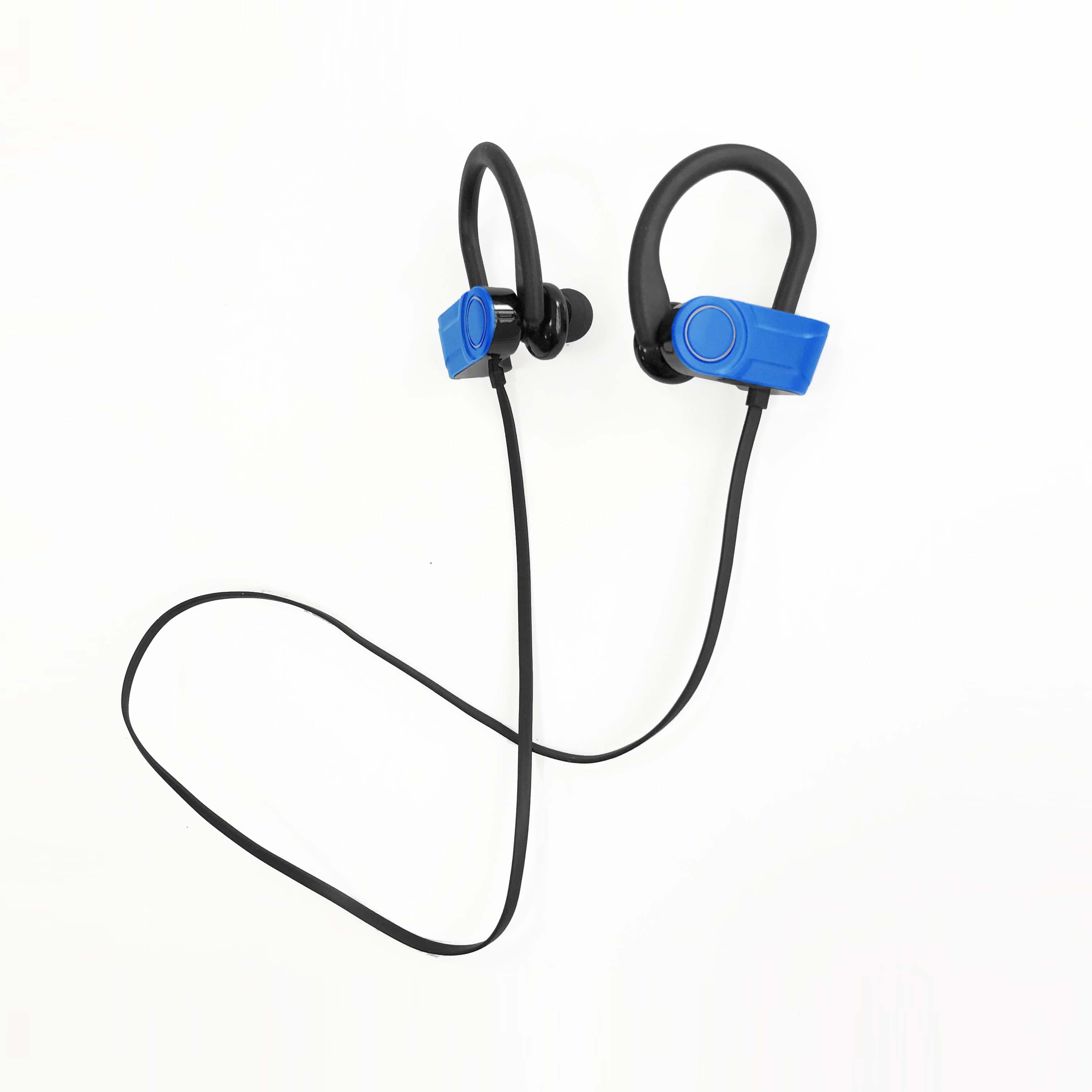 2019 Factory directly wholesale sport in-ear wireless earphone earbuds bluetooth earphone earhook