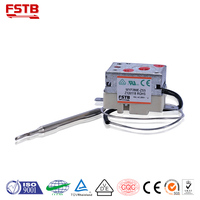 High quality WYF series combined capillary thermostat for water heater parts