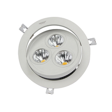 Beam angle 35 degree led spotlight 40w led spotlight four head led ceiling spotlight
