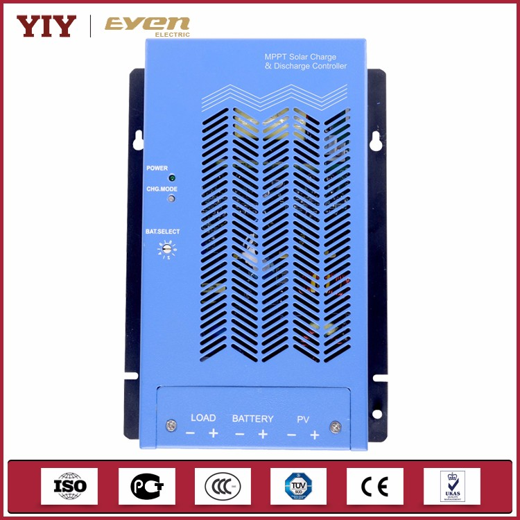 YIY Seller Factory Ce Solar Charge Controller