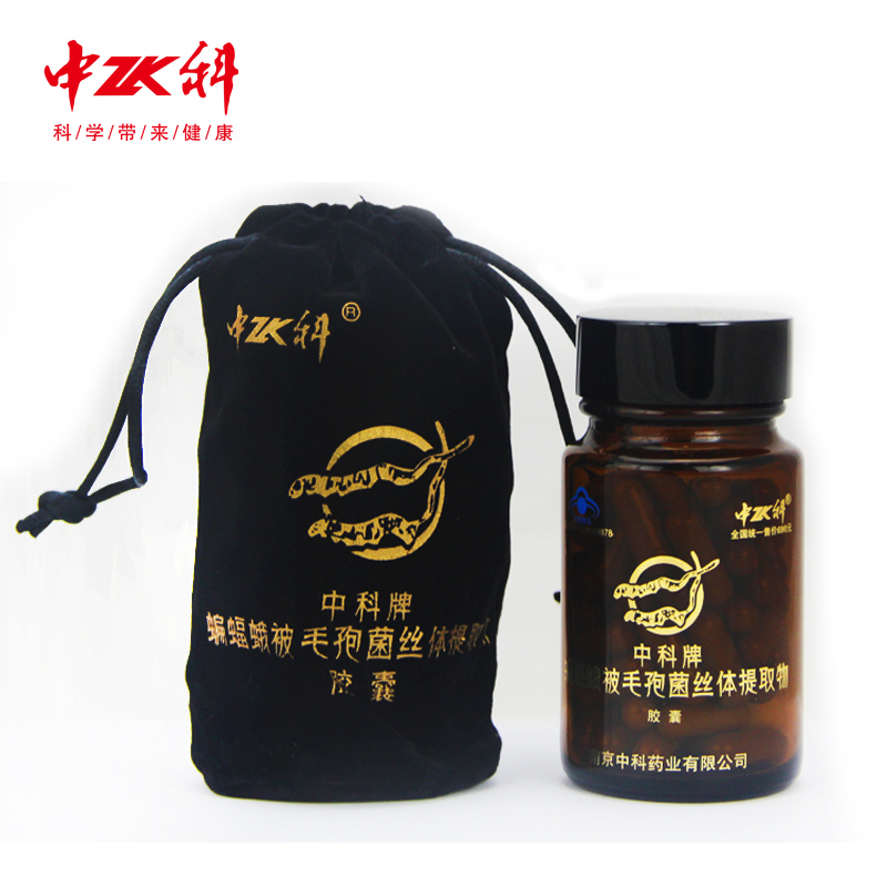 China best seller new product natural dietary supplement Tibet Cordyceps Capsule 230mg*60caps lung care immunity improvement