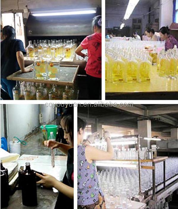 Wholesale Round 300ml Spray Bottle Diffuser Glass Bottle