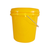 high quality 15 gallon plastic pail/drum/barrel