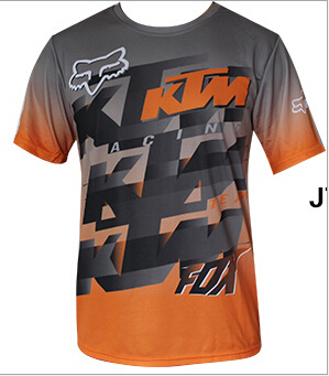 high quality 2015 hot new ktm t shirt powerwear motocross t shirt racing quick drying t. Black Bedroom Furniture Sets. Home Design Ideas