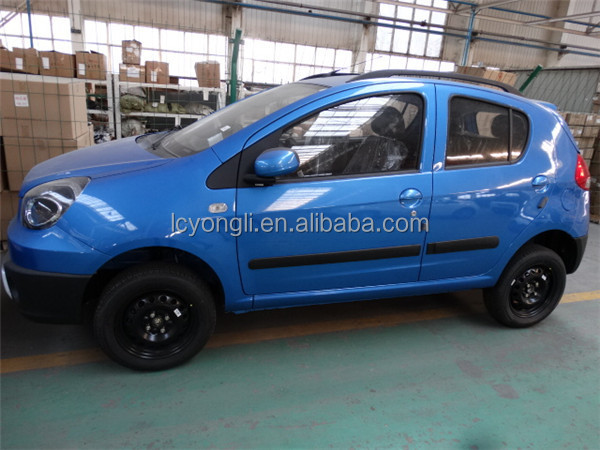 chinese alloy wheels high speed 10 kw motor 4 seat electric car