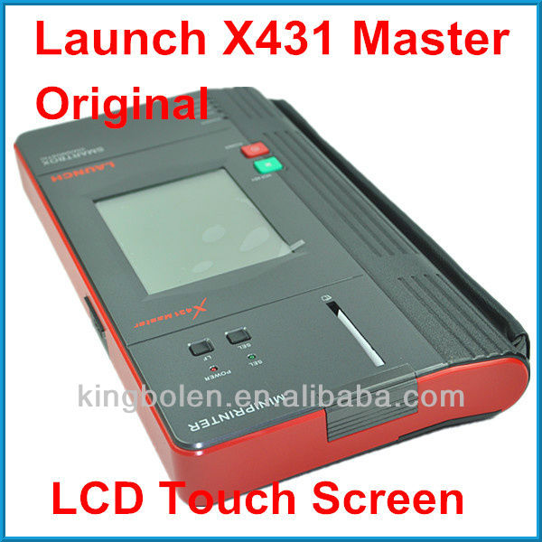 Factory direct price with Fast Deliever launch x431 master General launch master x431 Presence Serial