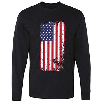 Long sleeve longline t shirt wholesale china usa american for American apparel plain t shirts bulk