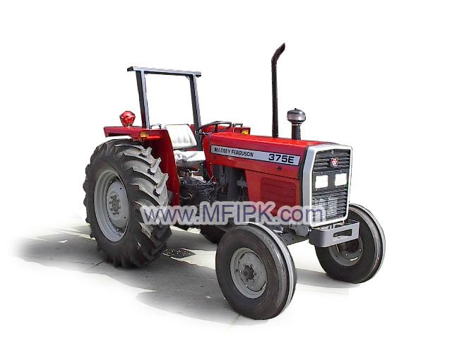 Massey Ferguson Mf 360 (2 Wd 60 Hp) Pakistan Assembled Tractor ...