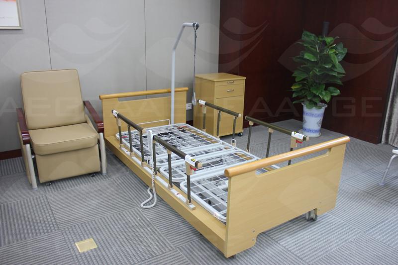 functions furniture. agw001 linak open bus motor five functions control elderly medicare furniture nursing bed rental n
