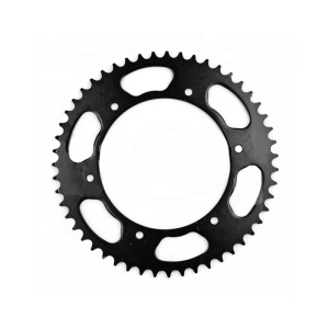 520 Motorcycle Steel Rear Sprocket 51 Tooth Big Gear Fit For Yamaha TTR250 WR250 WR200