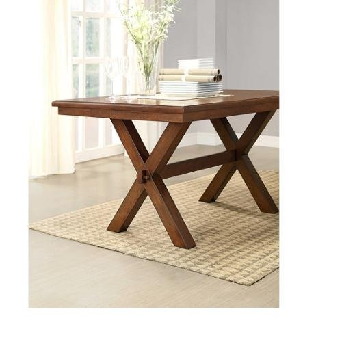 Buy Better Homes And Gardens Maddox Crossing Dining Table Brown In