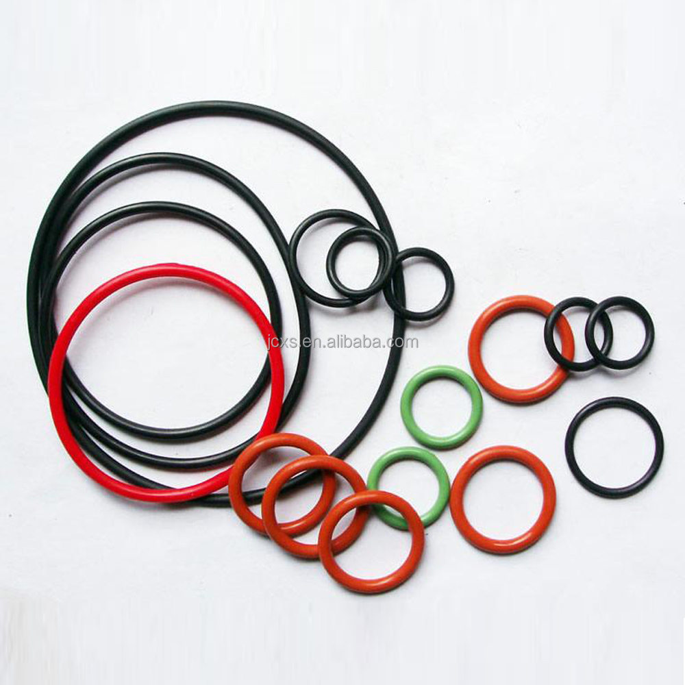 China factory viton brown rubber o ring with ISO /TS 16949, SGS,RoHS ect different color viton o ring