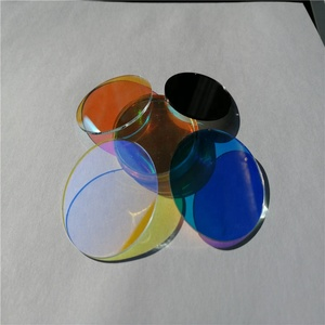 Factory Custom Color Glass Dichroic Filter For Optical Laser Projector
