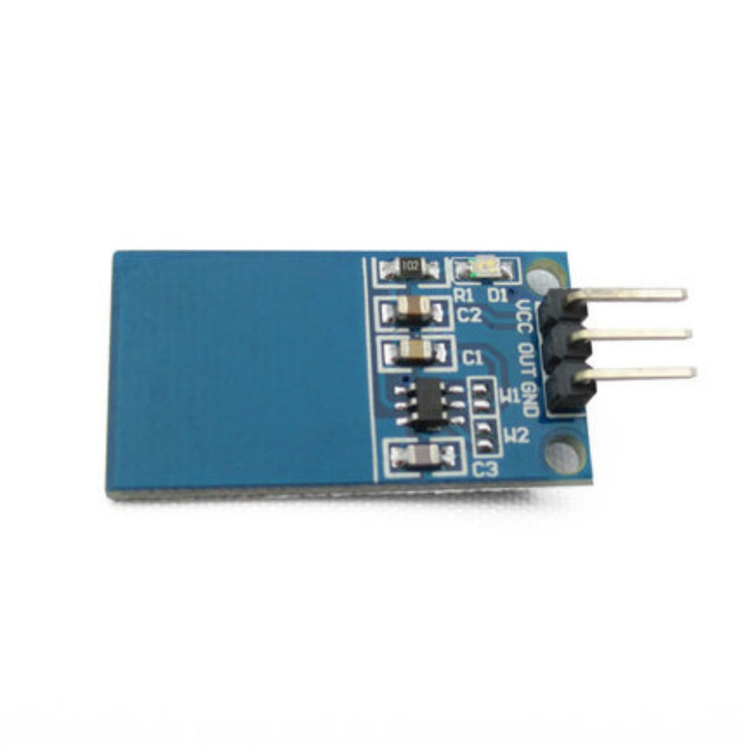 GUWANJI TTP223B Digital Touch Sensor Capacitive Touch Switch Module for Arduino Raspberr