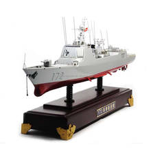 Top quality toy boat model ship kits 1/100 scale ship model trade show