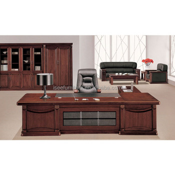 Office furniture standing executive desk supplier IA005