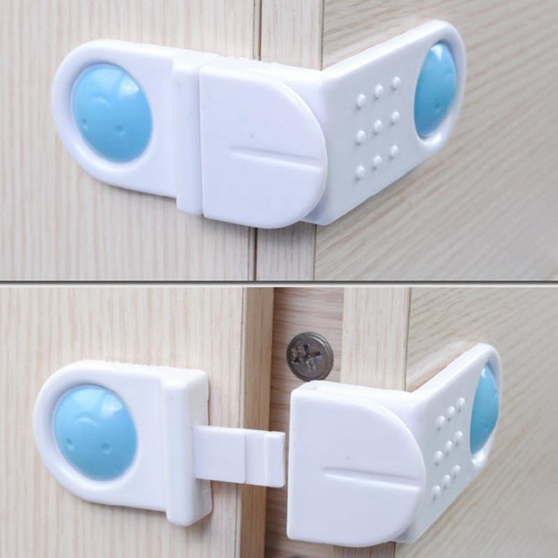 Комплект из детской ребенка ребенку ящика шкаф дверь шкафа безопасности холодильник для холодильник туалет буфет комод