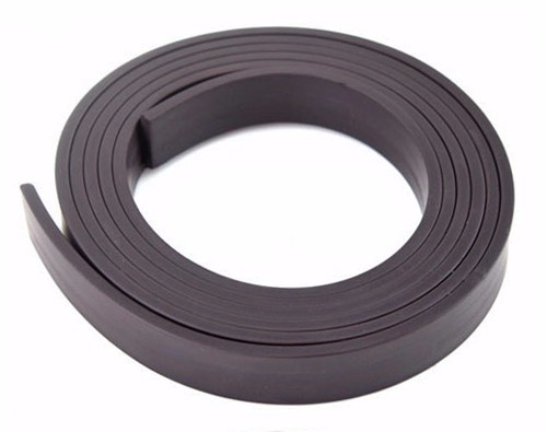 Soft Type and Rubber Magnet Composite magnetic door strips flexible magnet tape