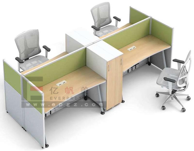 Office Desk Mdf Parion Hardware Parts