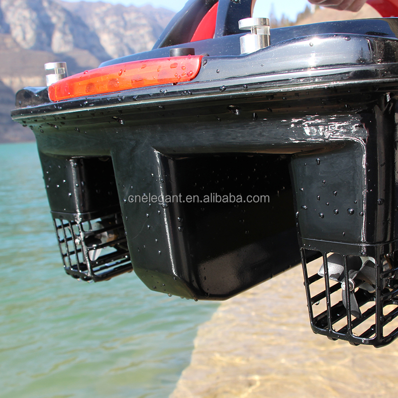2.4ghz remote control bait boat/rc fishing boat/ rc baitboat, Black;blue;customized color