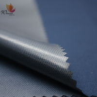 High Quality Umbrella Fabric Polyester Pongee Laminated TPU Film Fabric For Waterproof Breathable Hardshell/Windbreaker