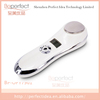 Skin tightening cold hot skin rejuvenation device electric facial massager