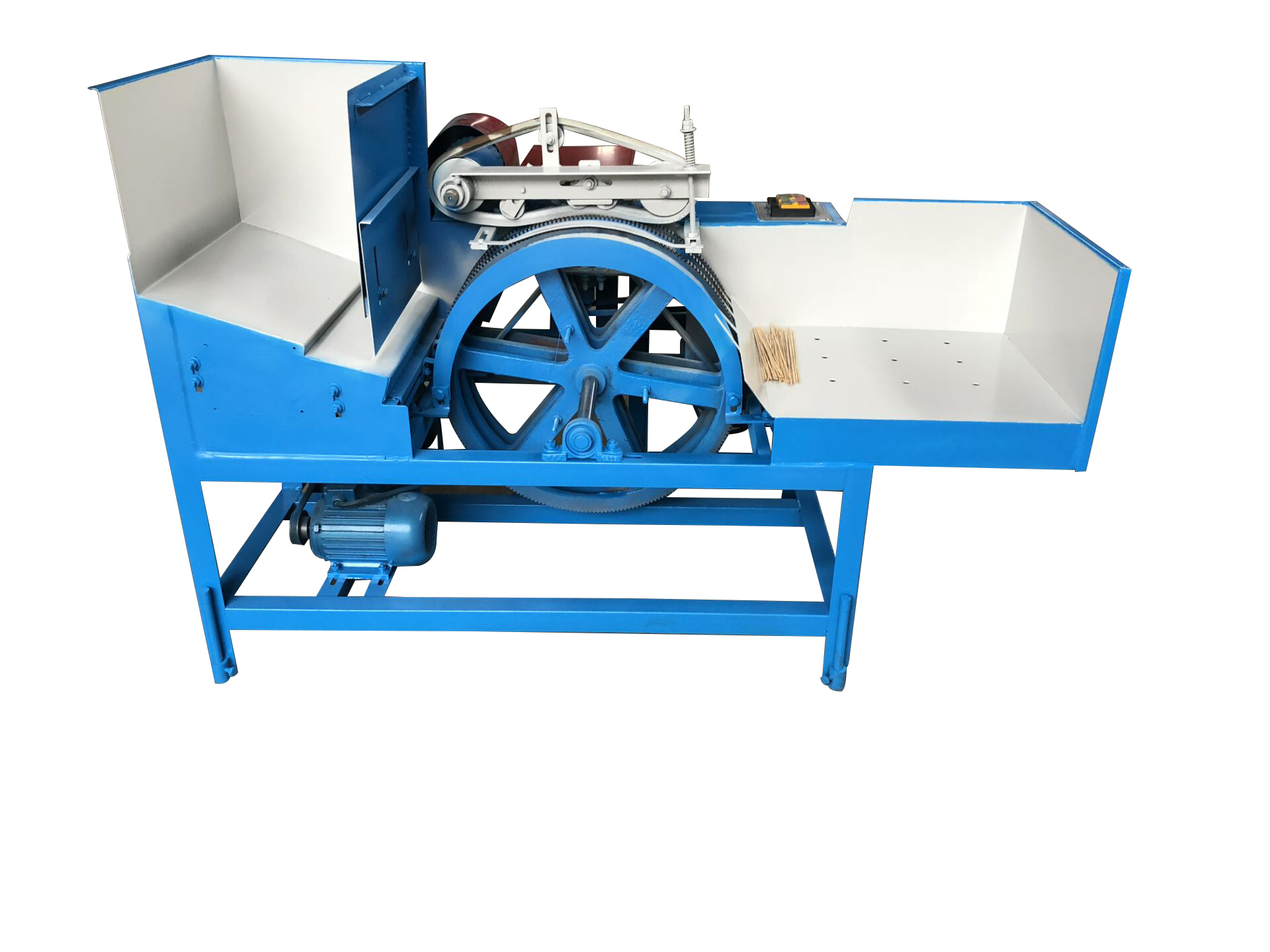 Processing Production Line Automatic Making  Bamboo sign sharpening machine  bamboo toothpick machine bamboo stick machine