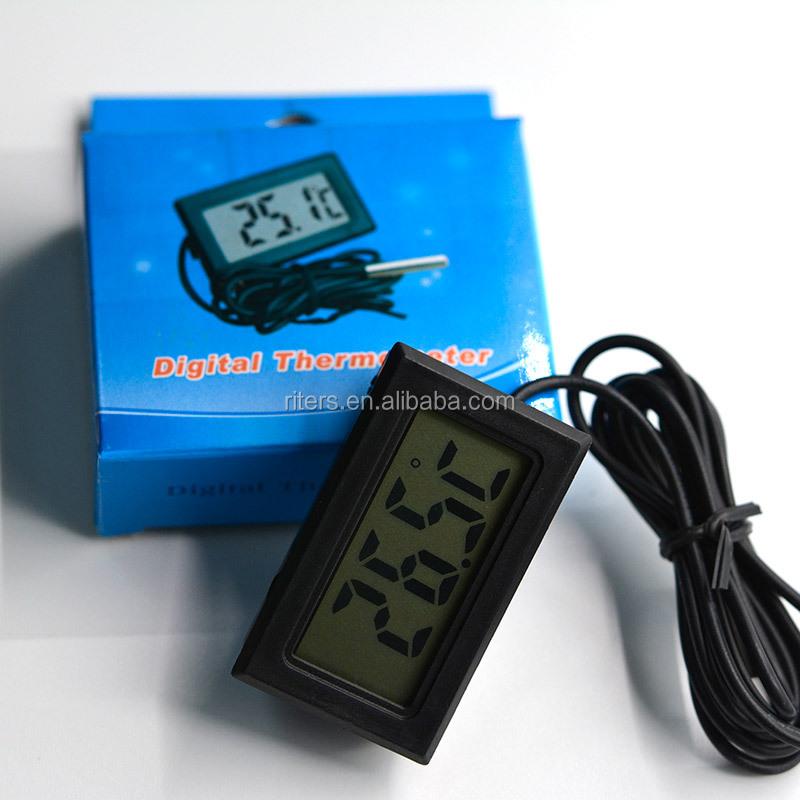 Mini home used accuracy CE&Rohs standard digital thermo hygrometer