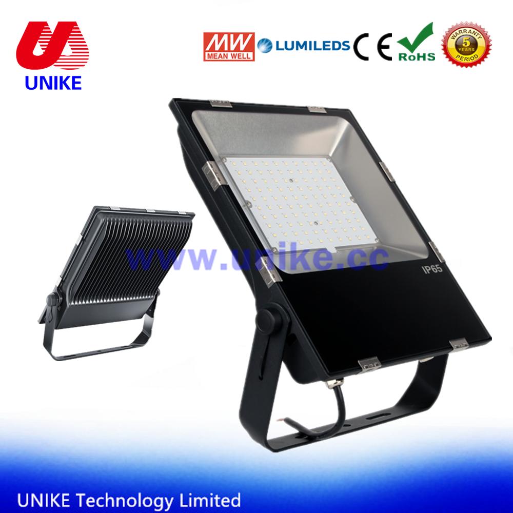 UNK FL100A Hot Sales IP65 outdoor area 5 Unique Eclairage Exterieur Mobile Hjr2