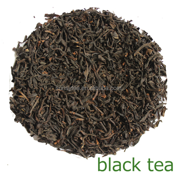 China organic tea black tea EU standard tea