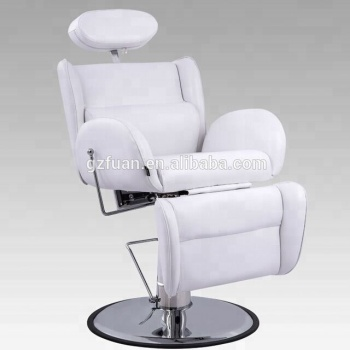 Groovy Luxury Salon Furniture Beauty White Comfortable Mens Barber Chair Portable All Purpose Hair Salon Reclining Styling Chair Buy Salon Chair Hair Pabps2019 Chair Design Images Pabps2019Com