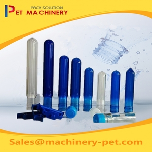 18mm 7.5g Plastic Water Bottles Injection Molding Machine Pet Preform